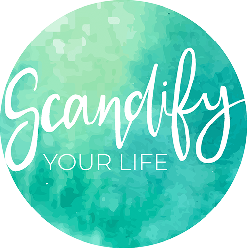 Logo Scandify Your Life